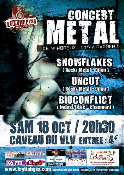 Bioconflict @ Dijon